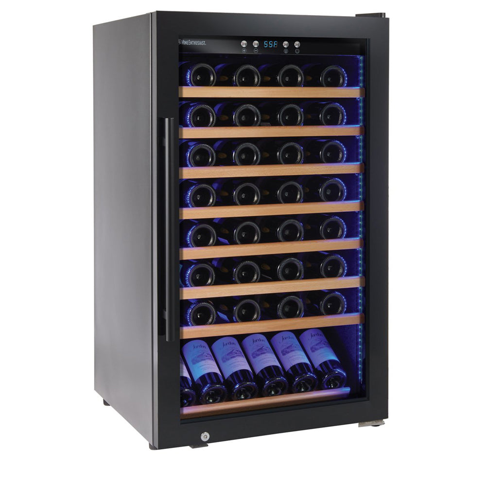Wine Enthusiast Classic 80 Bottle Wine Cooler