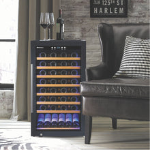 Load image into Gallery viewer, Wine Enthusiast Classic 80 Bottle Wine Cooler