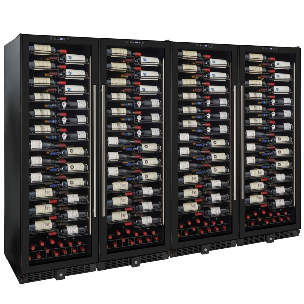 VinoView 620-Bottle Quad Wine Cellar