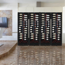 Load image into Gallery viewer, VinoView 620-Bottle Quad Wine Cellar