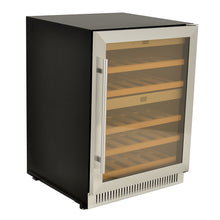 Load image into Gallery viewer, Omcan 40 Bottle Dual Zone Wine Cooler