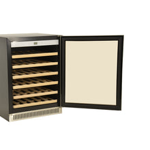 Load image into Gallery viewer, Omcan 51 Bottle Single Zone Wine Cooler