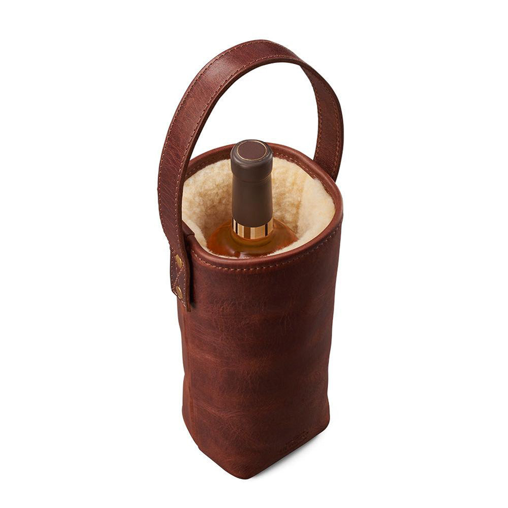 J.W. Hulme Single Bottle Wine Tote