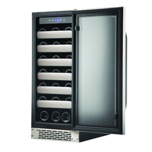 Load image into Gallery viewer, Whynter 33 Bottle Single Zone Wine Cooler