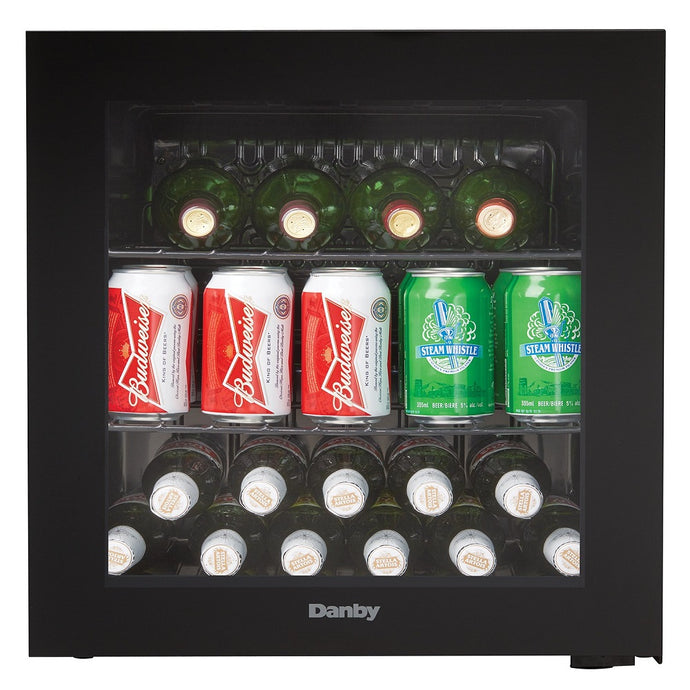 Danby 16 Bottle Single Zone Wine & Beverage Cooler