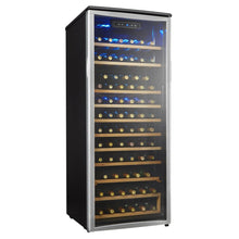 Load image into Gallery viewer, Danby Designer 75 Bottle Single Zone Wine Cooler