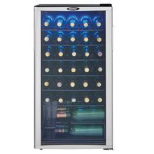 Load image into Gallery viewer, Danby 36 Bottle Single Zone Wine Cooler