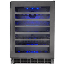 Load image into Gallery viewer, Silhouette Sydney 48 Bottle Single Zone Wine Cooler