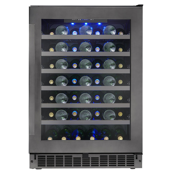 Silhouette Sydney 48 Bottle Single Zone Wine Cooler