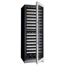 Load image into Gallery viewer, Cavavin 153 Bottle Dual Zone Wine Cooler