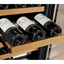Load image into Gallery viewer, Allavino 30 Bottle Black Single Zone Wine Cooler