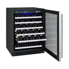 Load image into Gallery viewer, Allavino 56 Bottle Single Zone Wine Cooler Stainless