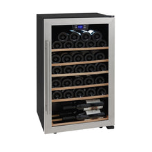 Load image into Gallery viewer, Kalorik 33 Bottle Single Zone Wine Cooler