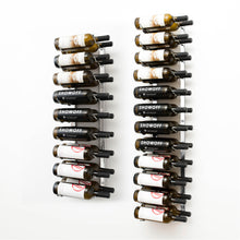Load image into Gallery viewer, VintageView 42 Bottle Wall Mount Wine Rack Kit