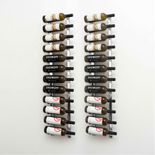 Load image into Gallery viewer, VintageView 24 Bottle Wall Mount Wine Rack Kit