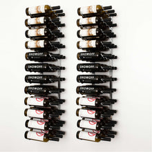 Load image into Gallery viewer, VintageView 72 Bottle Wall Mount Wine Rack Kit