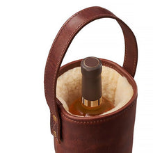 Load image into Gallery viewer, J.W. Hulme Single Bottle Wine Tote