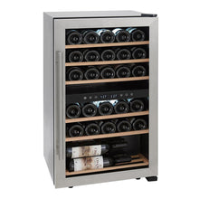 Load image into Gallery viewer, Kalorik 29 Bottle Dual Zone Wine Cooler