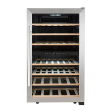 Load image into Gallery viewer, Kalorik 43 Bottle Dual Zone Wine Cooler