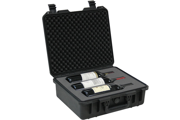 TZCase 3 Bottle Wine Travel Case