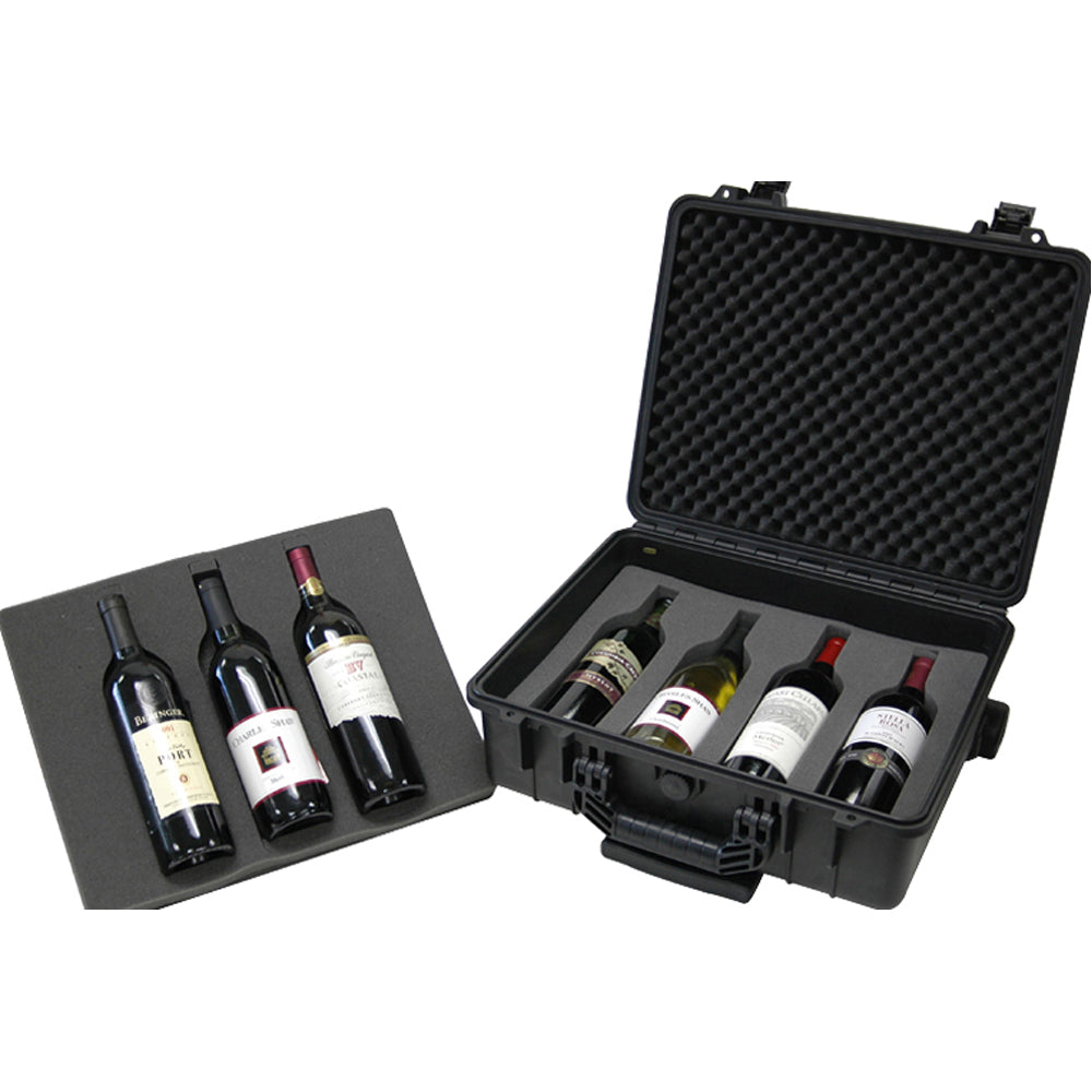 TZCase 7 Bottle Wine Travel Case