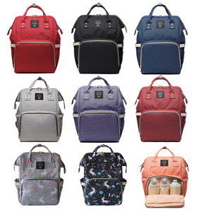 Trendy Nappy Backpack, Nappy Bag - All Things Babies