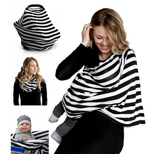 3-in-1 Bebe Cover, Breastfeeding cover - All Things Babies