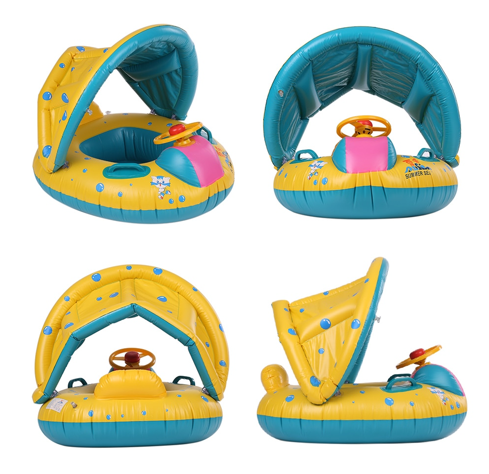 Summer Fun Baby Floaty, Float - All Things Babies