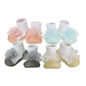 Attipas Corsage, Shoes - All Things Babies