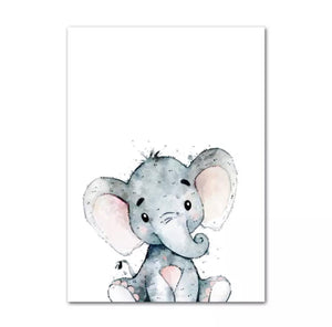Baby Animals Canvas Prints, Canvass print - All Things Babies