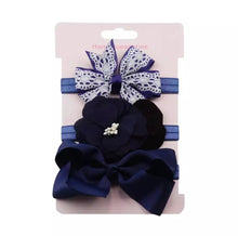 Load image into Gallery viewer, Pretty Bows Headbands, Head bands - All Things Babies