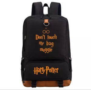 Harry Potter Backpack, Backpack - All Things Babies