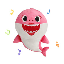 Load image into Gallery viewer, Singing Baby Shark Plush Toy, Plush toy - All Things Babies