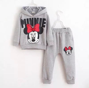 Minnie Mouse Hoodie and Pants, Baby clothing - All Things Babies