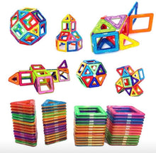 Load image into Gallery viewer, Magnetic Building Block - 54pc, Toy - All Things Babies