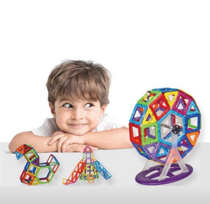 Magnetic Building Block - 54pc, Toy - All Things Babies