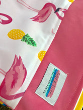 Load image into Gallery viewer, Pink Flamingo Wetbag, wetbag - All Things Babies