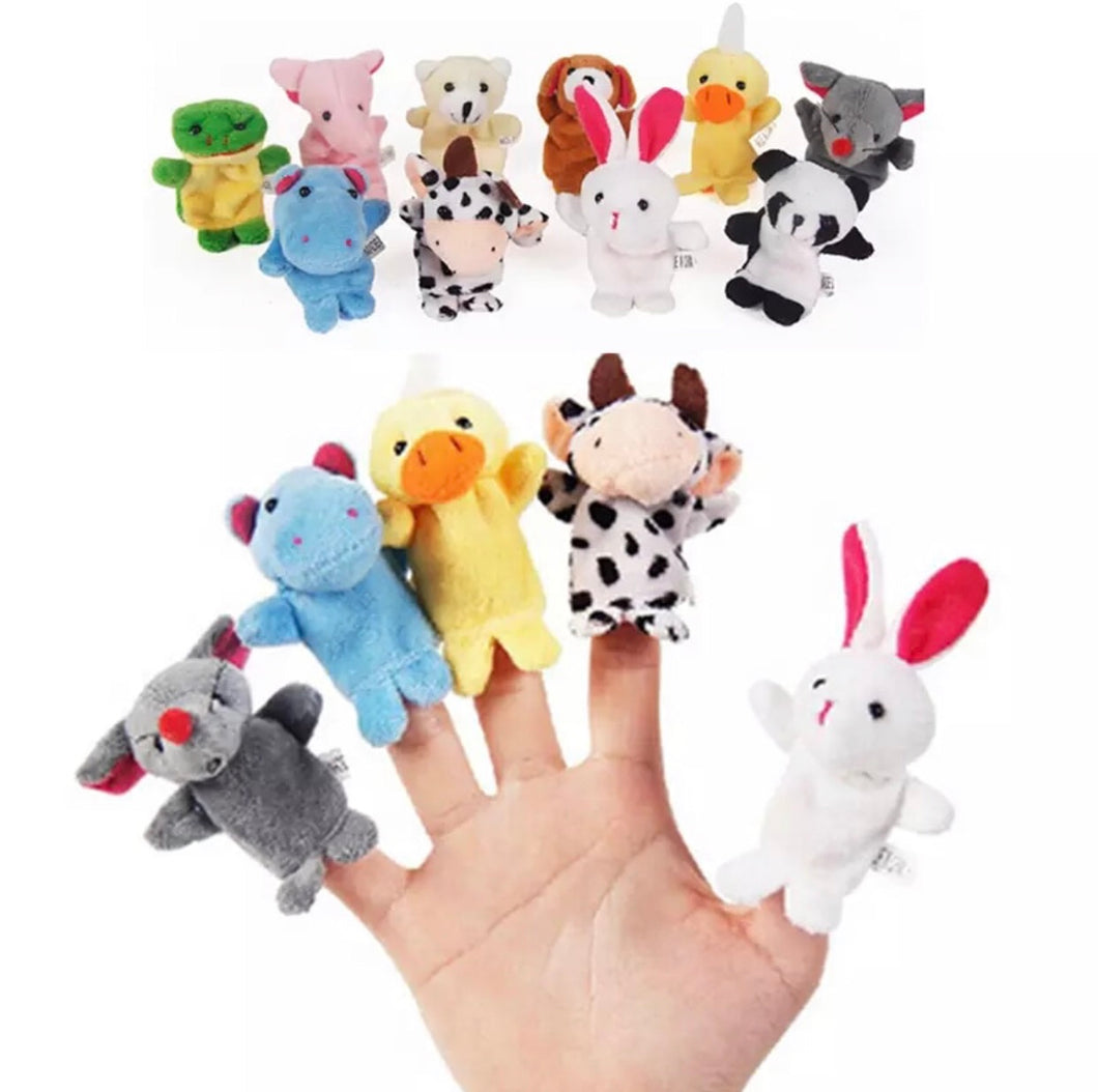 Animal Finger Puppets, Finger puppets - All Things Babies