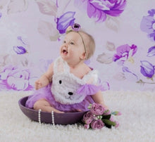 Load image into Gallery viewer, Bunny Romper, Baby clothing - All Things Babies
