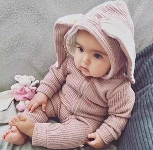 Bunny Jumpsuit, Baby clothing - All Things Babies