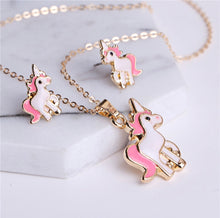Load image into Gallery viewer, Unicorn Jewellery Set, Jewellery Set - All Things Babies