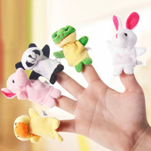 Load image into Gallery viewer, Animal Finger Puppets, Finger puppets - All Things Babies