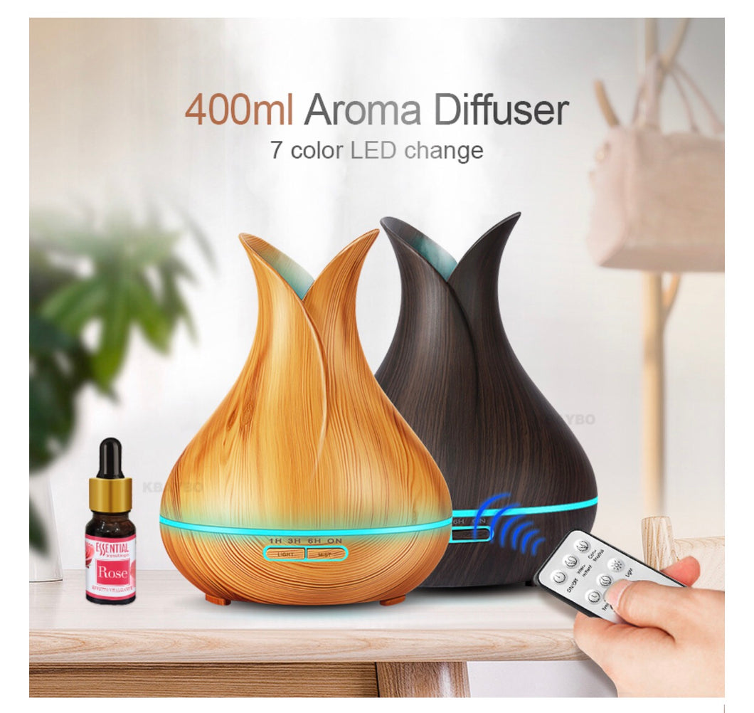 Oil Diffuser -Lotus, Diffuser - All Things Babies