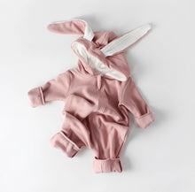 Load image into Gallery viewer, Bunny Jumpsuit, Baby clothing - All Things Babies