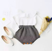 Load image into Gallery viewer, Denny Romper, Baby clothing - All Things Babies