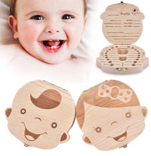 Load image into Gallery viewer, Baby Teeth Box and Keepsake, Teeth Box and Keepsake - All Things Babies