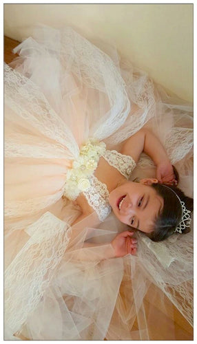 Ivory Princess Tutu Dress, Tutu dress - All Things Babies