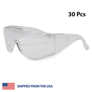 Protective Glasses - 30 Pcs