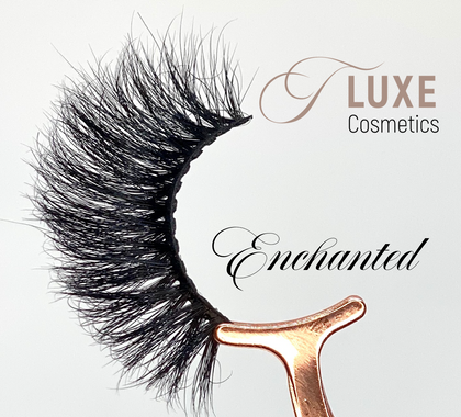 Enchanted - 25mm Luxury Mink Lashes