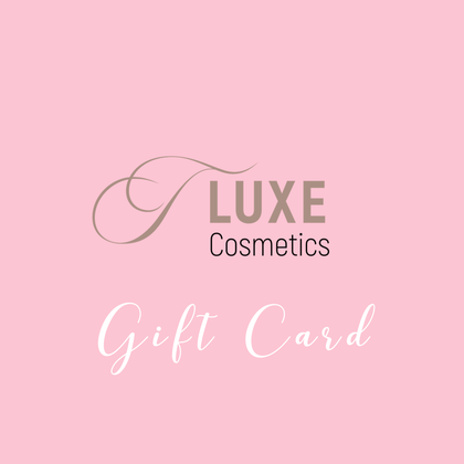 T Luxe Beauty Gift Card